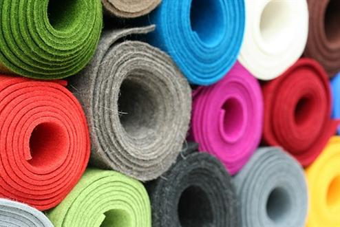 Vải không dệt dạng cuộn